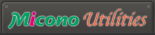 Micono Utilitiesへ